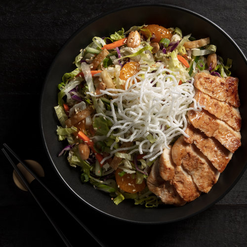 Mandarin Crunch Salad