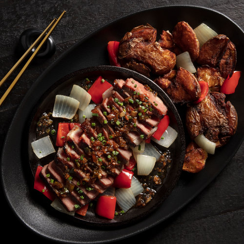 Korean Bulgogi Steak