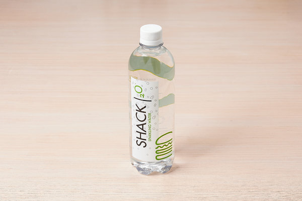 Shack2O Bottled Sparkling Water