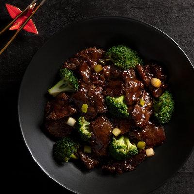 GF Beef with Broccoli