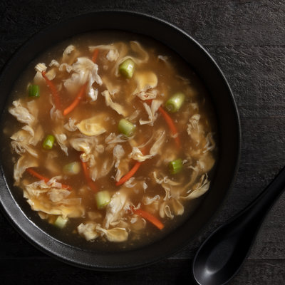 GF Egg Drop Soup