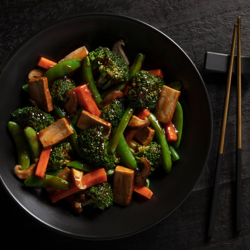 Buddha's Feast | Stir-Fried