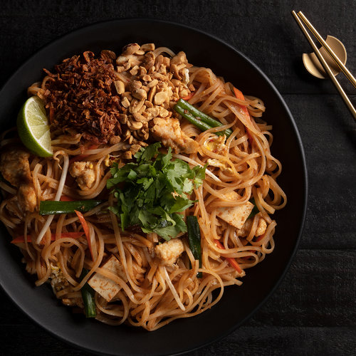 GF Chicken Pad Thai