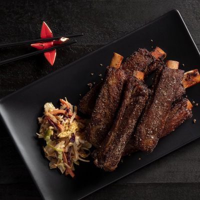 Northern-Style Pork Spare Ribs