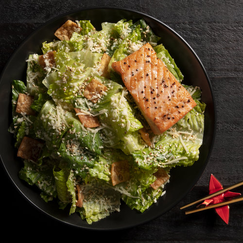 Asian Caesar Salad